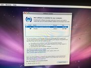 Update to Mac OS 10.5.8 successfully installed on my iMac G4