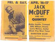 LARRY MCGEE WITH JACK MCDUFF