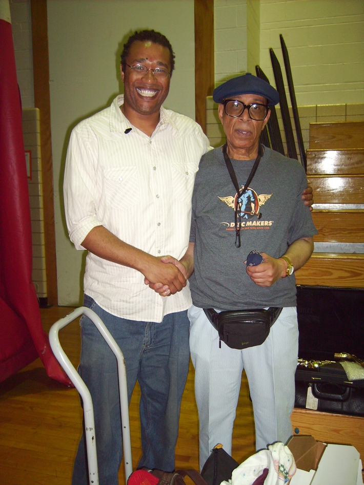 Howie Alexander and Hosea Taylor