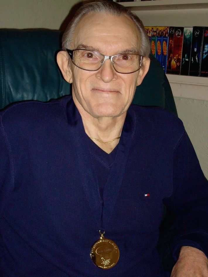 Gene Ludwig-Legends of Jazz Awardee 2008