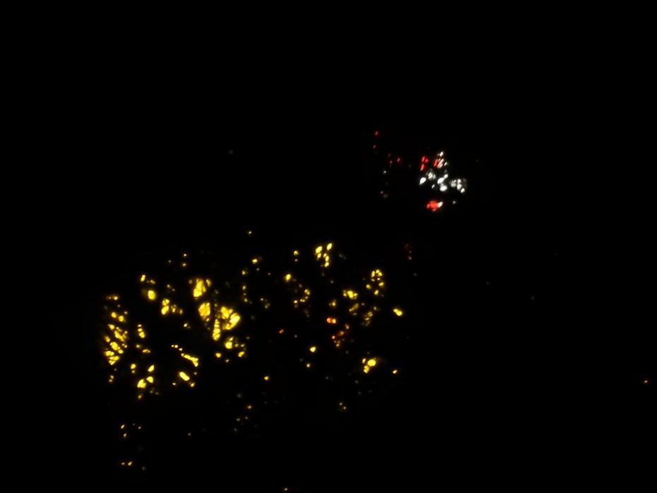 光の星団(プレアデス星団も含む)の様な発光体