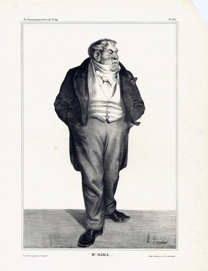 pl312 Issue N°149 9/12/1833 Honoré Daumier