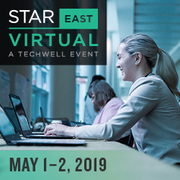 STAREAST Virtual—Free Software Testing Conference 2019