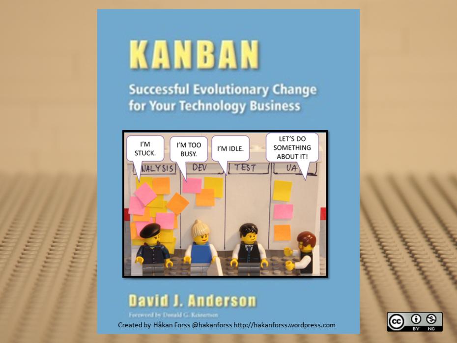 LEGO Kanban Book Cover