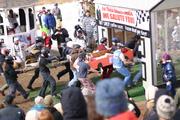 Coffin Races