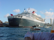 Queen Mary 2 at GID