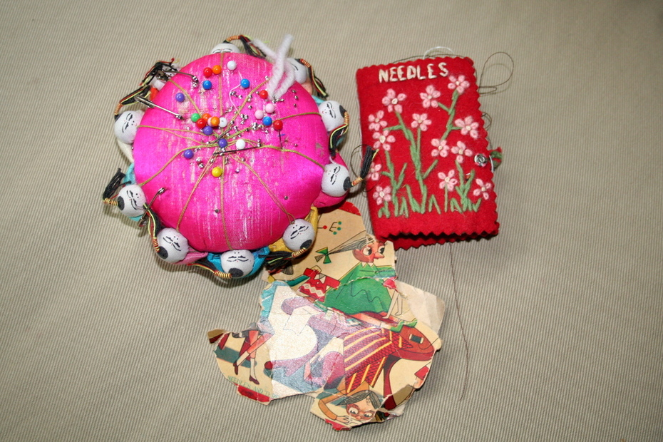 Old things from sewing room
