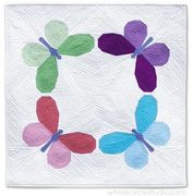 Butterfly Bunch Quilt Along Video Series with Whole Circle Studio