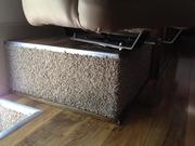 S002 Generator Hump Carpeted to Match the Entry Way