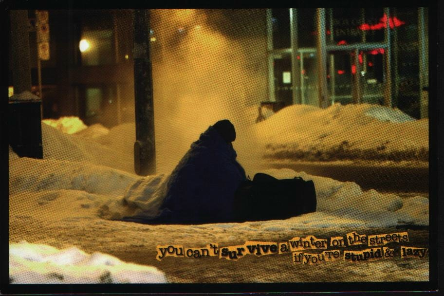 Homeless in Toronto