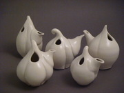 Family of Five Pouring Vessels