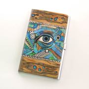 Eye Card Case