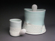 Covered Jar and Cup