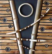 Bamboo / Wood Mosaics