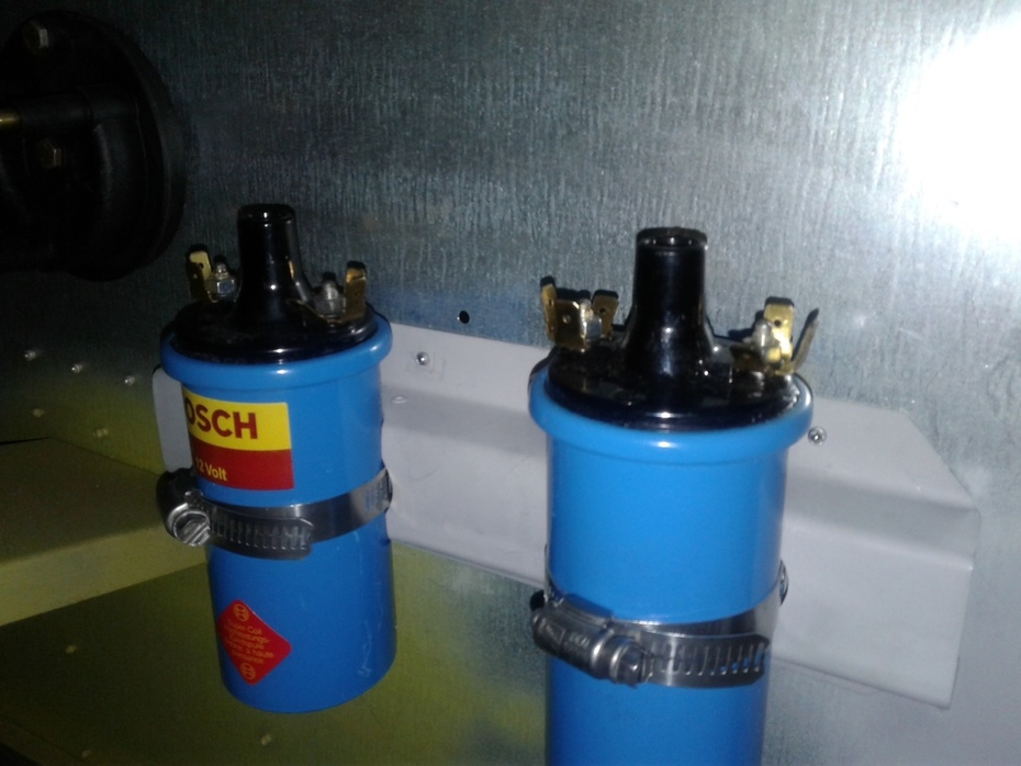 Dual Ignition Coil Installation