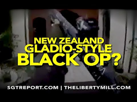 HIDING THE EVIDENCE: New Zealand Gladio-Style Black Op