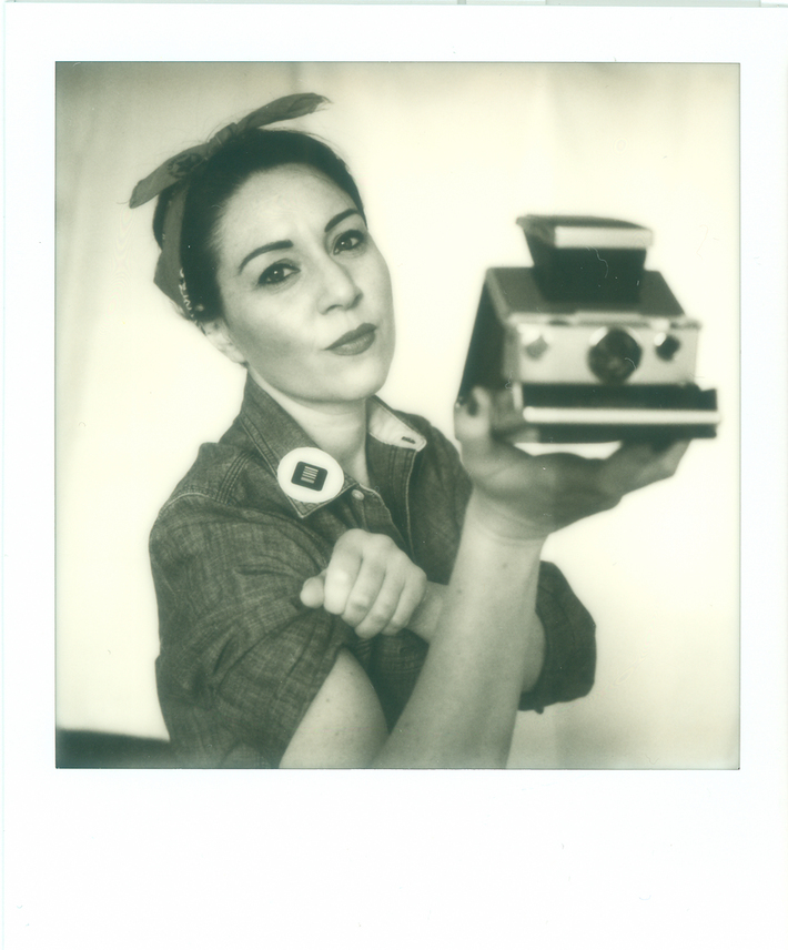 The Riot Girl just want be a Polaroiders_3_of_3