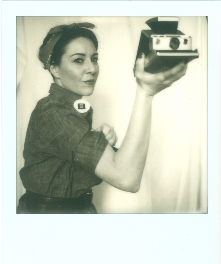 The Riot Girl just want be a Polaroiders_1_of_3