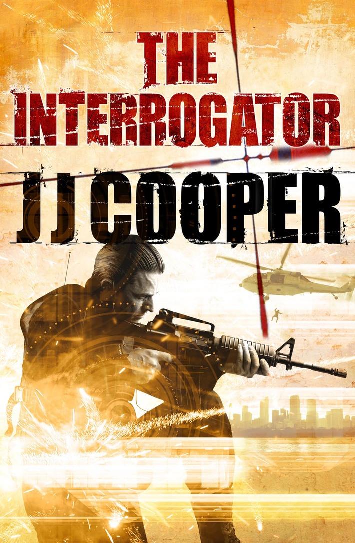 The Interrogator Cover