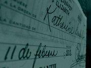 Un Cheque en blanco