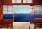Window by the Ocean