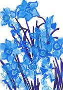 If Daffs were Blue...