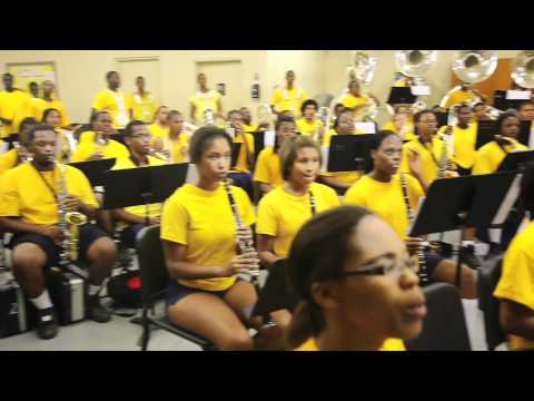 NC A&T - Bed Intruder Song 08.11.2010