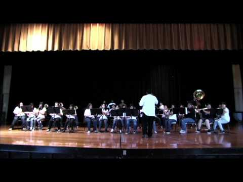 Sam Houston High School Summer Concert High Lights - 2011