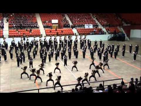 """UAPB GG's dance to """"Blow"""" 2011 at Ark BOTB HQ"""