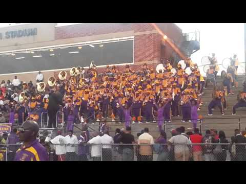 Miles College 2012- BIRTHDAY! IN HD