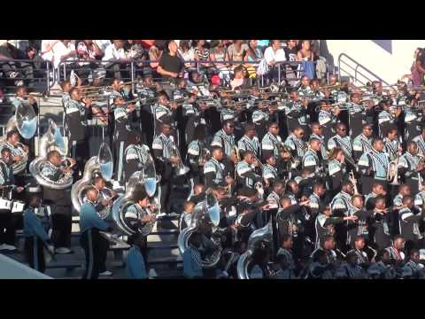 "Jackson State ""Sonic Boom"" - Take It To The Head 2012"