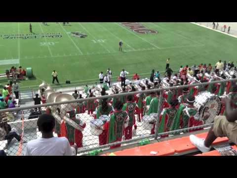 MEAC-SWAC-5th Quarter-FAMU & MVSU-9-1-13 (part I)