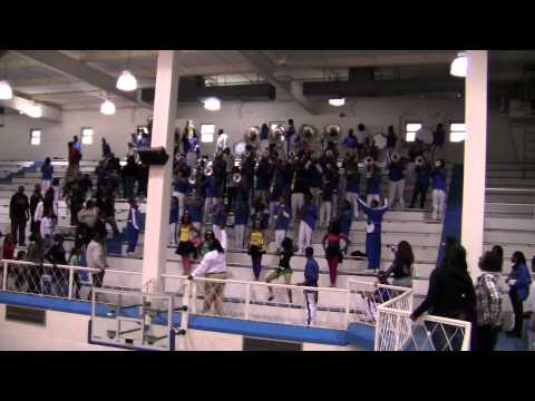 Proviso East Battle of the Bands 2011 pt 2