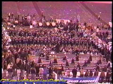 Jackson State vs Alcorn State Band (2002) Post Game Battle of the Bands