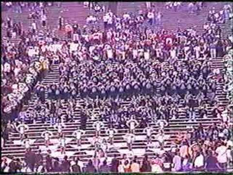 Jackson State University Band Trust a Try 2001