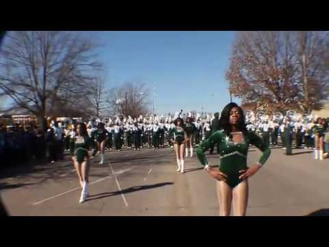 MVSU VS MDCC @2015 MLK POST PARADE ROUND 1