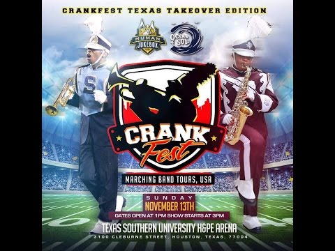 "Southern University vs Texas Southern University ""Crank Fest BOTB"" 