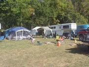 Our gypsy camp