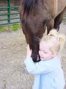 Horse Crazy grandbaby