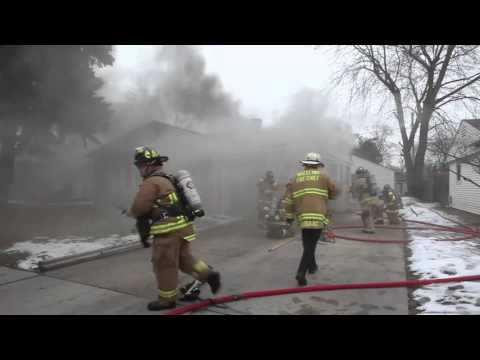 Wheeling (IL) House Fire
