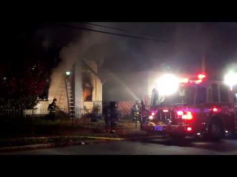 Roosevelt (NY) Working House Fire