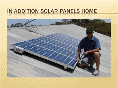 solar panels for home @ solarpowerpanelsystem.com