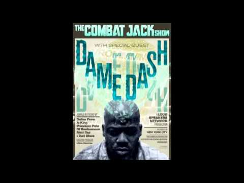 Combat Jack Interviews Damon Dash Part 1 4/10/2013