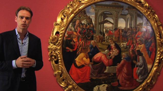 Ghirlandaio y el Renacimiento en Florencia en el Museo Thyssen-Bornemisza con Gert Jan van der Sman
