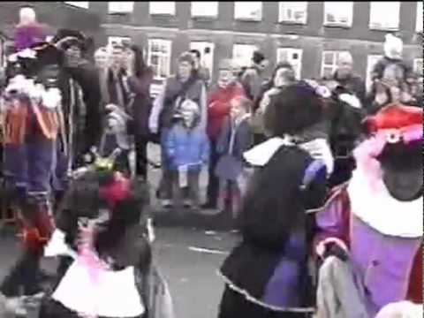 Zwarte Piet Institutionalized Racism in the Netherlands?