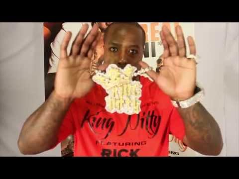 **EXCLUSIVE** KING NITTY SITS DOWN w/MIXTAPE KITCHEN / HOODRICH!! http://ow.ly/MVkS