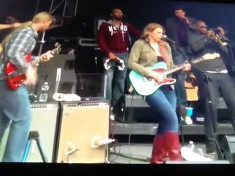 Tedeschi Trucks Band 6/3/12  Mt. Jam 2012