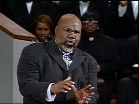 Bishop T.D. Jakes - Free Your Mind