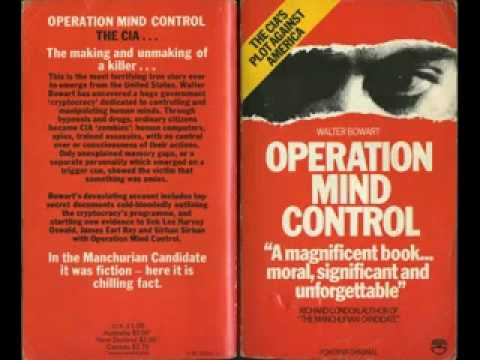 Walter Bowart with Ned Potter - Operation Mind Control