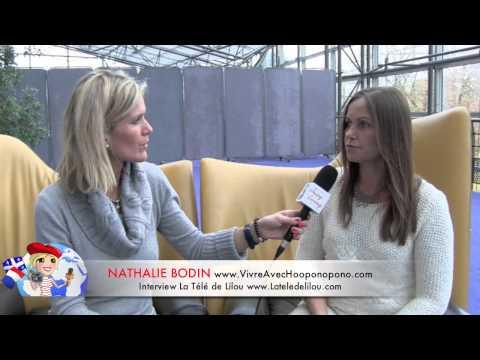 Interview de Nathalie Bodin par Lilou Macé